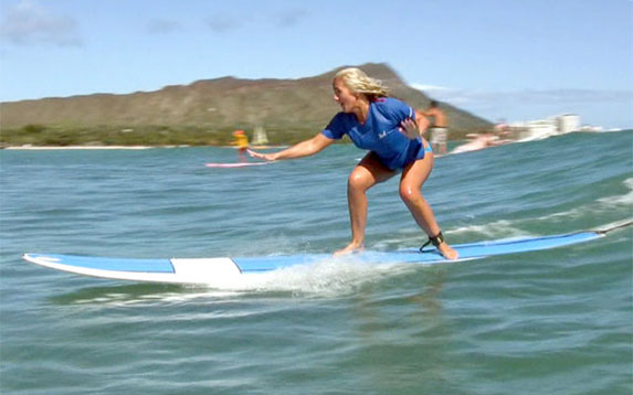 Ty Gurney Surf School Surf Lessons Private