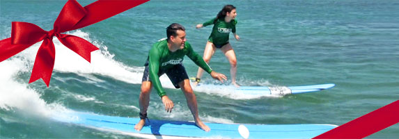 Ty Gurney Surf School Book Online Gift Cards